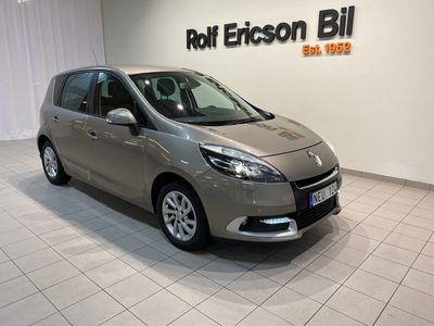 begagnad Renault Scénic 1,5 dCi 110hk E5 Exception