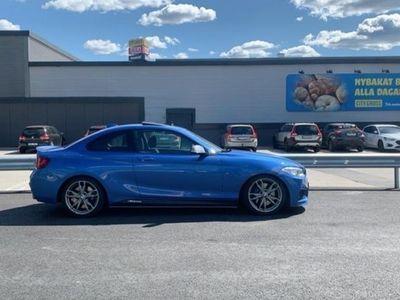 begagnad BMW 220 iA 184hk M sport