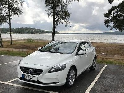 used Volvo V40 T3 Summum BE, extra utrustad -16