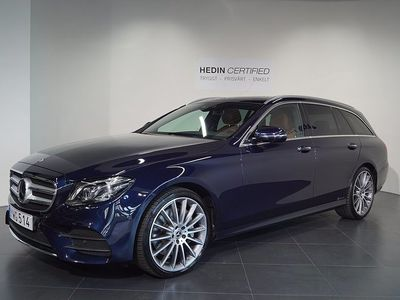 begagnad Mercedes E400 4MATIC Kombi / AMG / Premium Plus