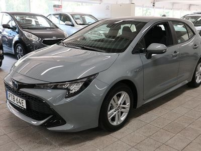 begagnad Toyota Corolla Hybrid ELHybrid 1,8 5dr Active SPI Vinterhjul