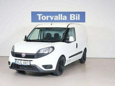 begagnad Fiat Doblò Skåp 1.6 (105hk) Euro 6 - Dragkrok V-hjul