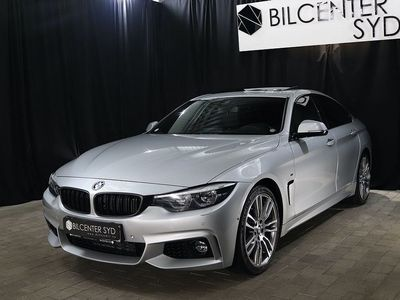 begagnad BMW 440 i Gran Coupé M Sport Steg 2 450hk