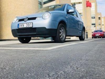 gebraucht VW Lupo FSI 105HK klimatanläggning -01