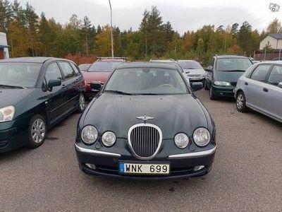 begagnad Jaguar S-Type V6 Nyserv Nybes Ej rost Auto Naviga