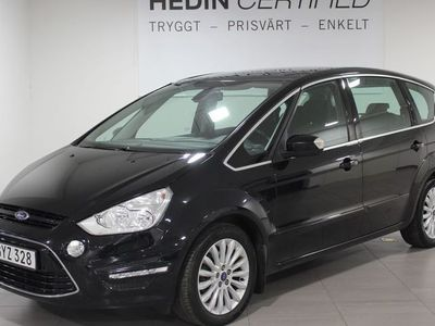 begagnad Ford S-MAX Sport Edition 2.0TDCi 163HK Aut Panorama