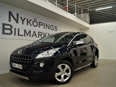 begagnad Peugeot 3008 1,6 TURBO 156HK PREMIUM PLUS -10