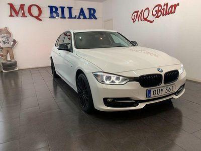 begagnad BMW 320 d Steptronic Sport line Euro 6 184hk