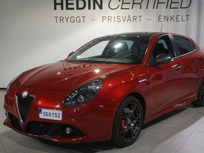 begagnad Alfa Romeo Giulietta 1.75 TBi TCT 240hk Quadrifoglio