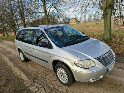 begagnad Chrysler Grand Voyager 3.3 Automat 7-sits Besikt. 2022-04