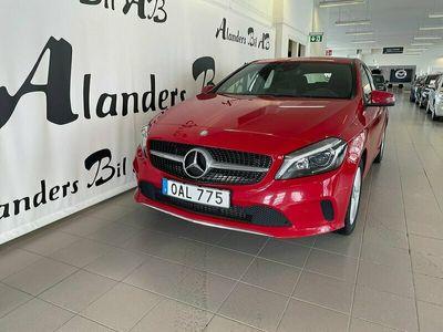 begagnad Mercedes A180 d 7G-DCT Euro 6 109hk
