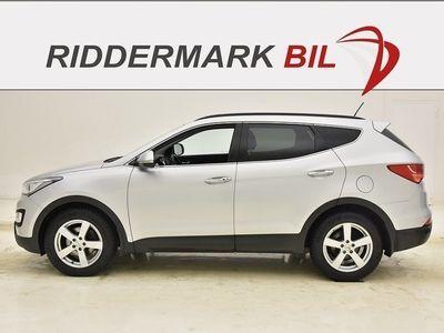 gebraucht Hyundai Santa Fe 2.2 CRDi-R 4WD 197hk AUT / NAVI / PANO