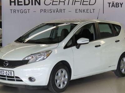 usado Nissan Note Visia 1,2 80hk