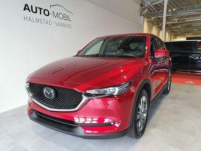 begagnad Mazda CX-5 2.5 194hk AWD Optimum Aut Signature