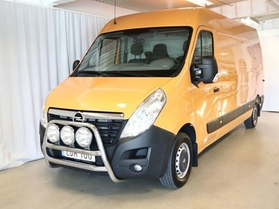 gebraucht Opel Movano Skåp L3H2 2.3 CDTI BITURBO