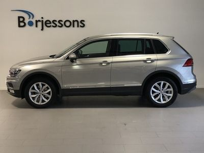 begagnad VW Tiguan 2.0 TSI 180hk 4Motion DSG Executivepaket, Dragpaket