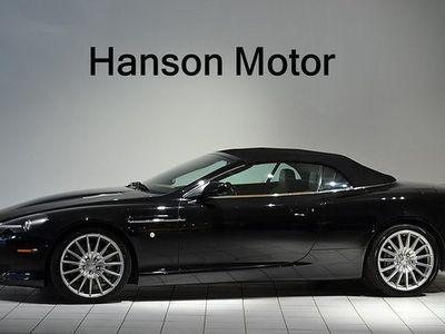 begagnad Aston Martin DB9 Volante V12