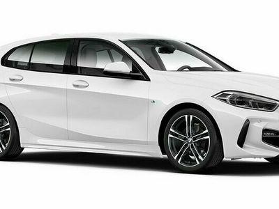 begagnad BMW 120 xDrive 5-dörrar