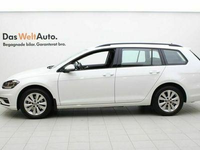 begagnad VW Golf Sportscombi TSI 150 DSG/DRAGPKT/SENSORER/ACC