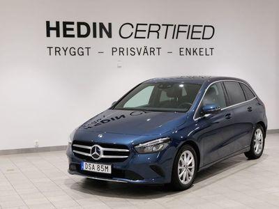 begagnad Mercedes B200 // NAV // PROGRESSIVE LINE // MBUX