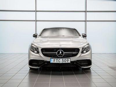 begagnad Mercedes S63 AMG AMG 4Matic Coupé Svensksåld