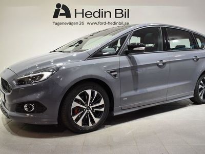 begagnad Ford S-MAX 2,0D 190 hk AWD - ST-line - Automat