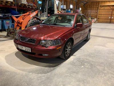 begagnad Volvo S40 2.0T