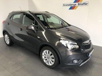begagnad Opel Mokka 1.4T Premium Automat Euro 6 140hk