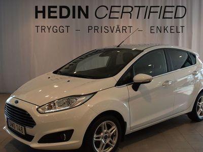 begagnad Ford Fiesta 1.0 EcoBoost Aut 100hk