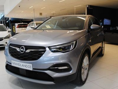 begagnad Opel Grandland X Innovation Laddhybrid 300 hk Automat AWD