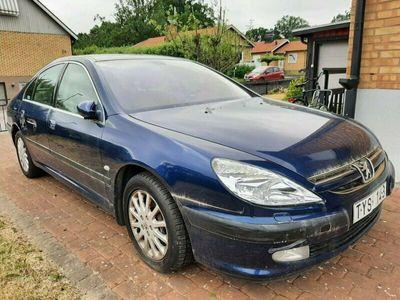 begagnad Peugeot 607 3,0 V6 TIPTR