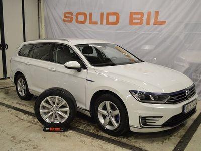 begagnad VW Passat GTE SportsCombi GTE/DSG/DRAG/218hk