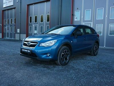 begagnad Subaru XV 2.0 4WD 147HK Nyservad