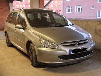 begagnad Peugeot 307 SW - eller så kan det gå -03