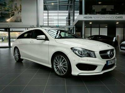 begagnad Mercedes CLA250 245 G