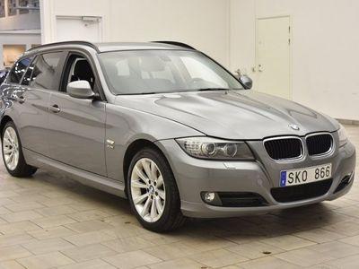 begagnad BMW 320 d xDrive Touring 184hk AUT / 0:- KONT -12