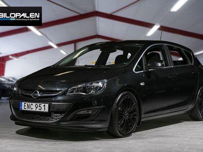 begagnad Opel Astra 1.4 Turbo