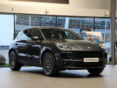 begagnad Porsche Macan 20 tum, Navi
