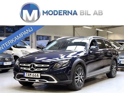 begagnad Mercedes E220 All-Terrain DRAG D-VÄRM AVANTGARDE MOMS