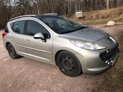 begagnad Peugeot 207 1,6 hdi kombi