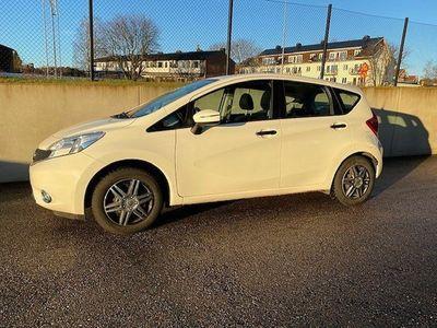 begagnad Nissan Note 1,2 80hk V-hjul