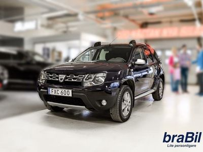 begagnad Dacia Duster 4x4 ph II 1,5 dCi Laureate