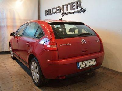 begagnad Citroën C4 1.6 (110hk) / NYBES / DRAG -07
