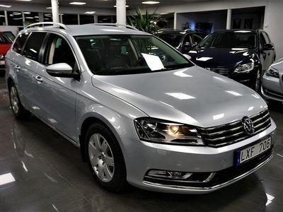 begagnad VW Passat Variant 2.0 TDI