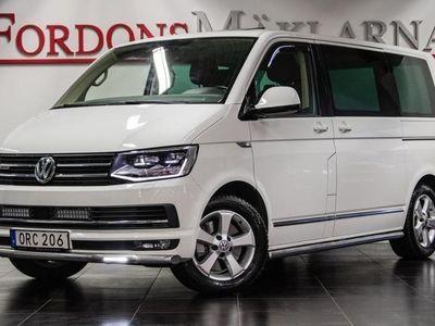 begagnad VW Multivan 2.0 TDI 4 MOTION AUT DRAG VÄRMARE REARACE