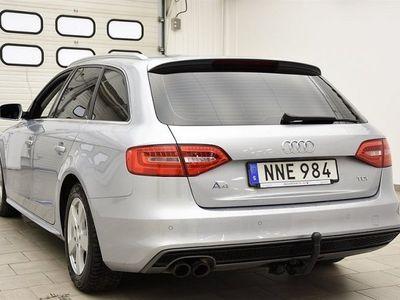 begagnad Audi A4 2.0 TDI Avant 190hk S-LINE / DRAG