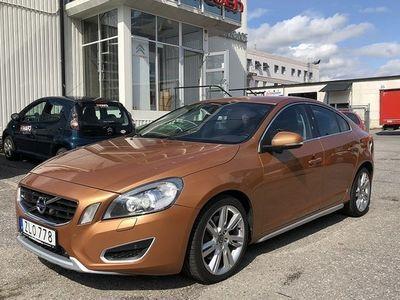 begagnad Volvo S60 3.0 T6 AWD Geartronic 2011, Sedan 122 000 kr
