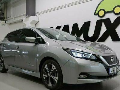begagnad Nissan Leaf Tekna   40 KWH     PRO PILOT   Navi   360 Kamera 2020, Halvkombi Pris 278 800 kr