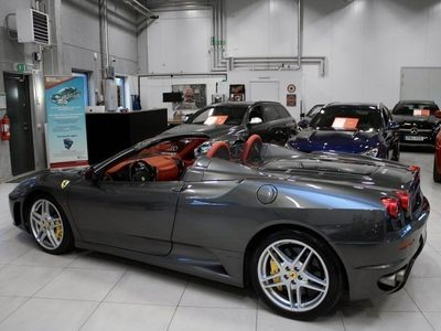 begagnad Ferrari F430 Spider - Svensksåld -08