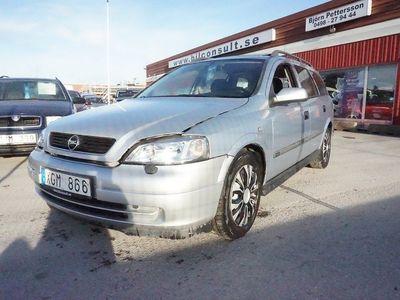 begagnad Opel Astra Caravan 1.6 101hk Kula,Sollucka